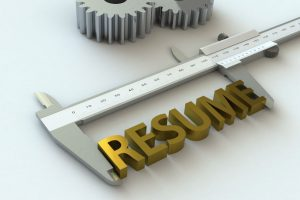 Art Of Writing The Perfect Resume