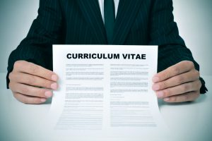 Tips For Standard Resume Format